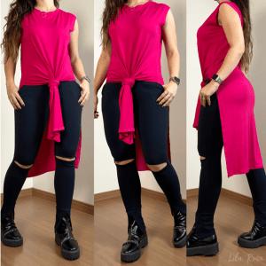 Maxi Regata Pink Pitaya