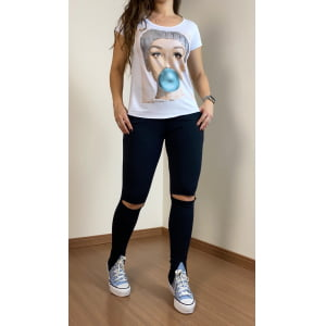 T-shirt Chiclete Audrey