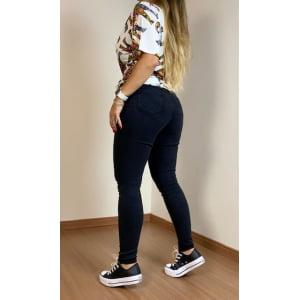 Calça Skinny Alexia Chumbo