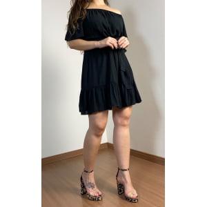 Vestido Ciganinha Black